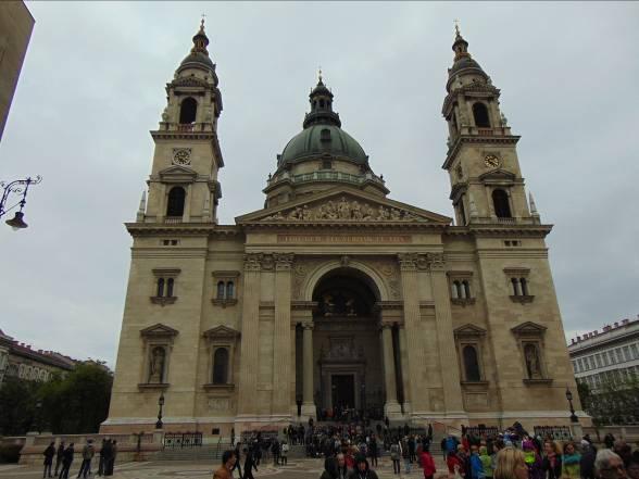 Budapesta – Catedrala Sfântul Ştefan