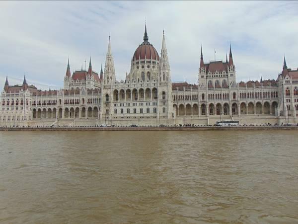 Budapesta - Parlamentul