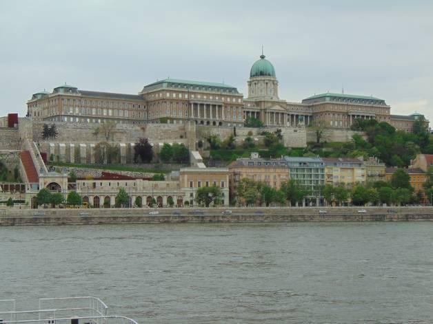 Budapesta – Palatul Regal
