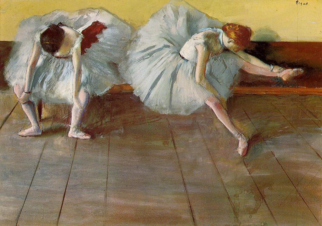 Edgar-Degas-Doua-fete-la-balet