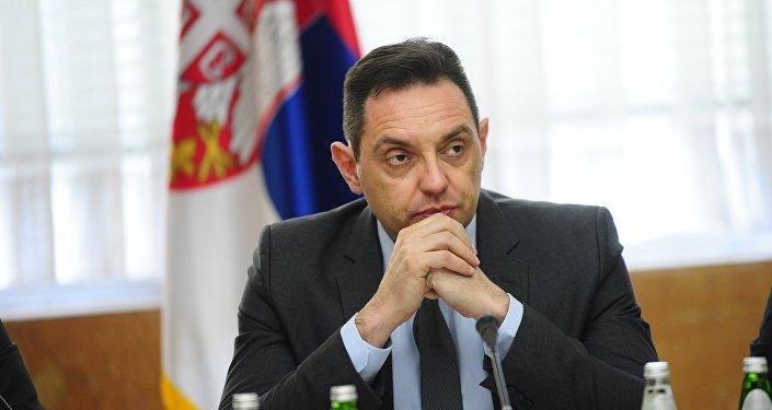 Image result for aleksandar vulin serbia