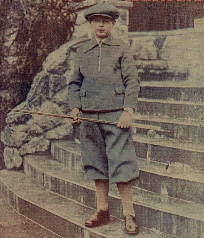 Regele Mihai I - 1931