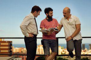 Rodrigo Sorogoyen & Roberto Alamo & Antonio de la Torre