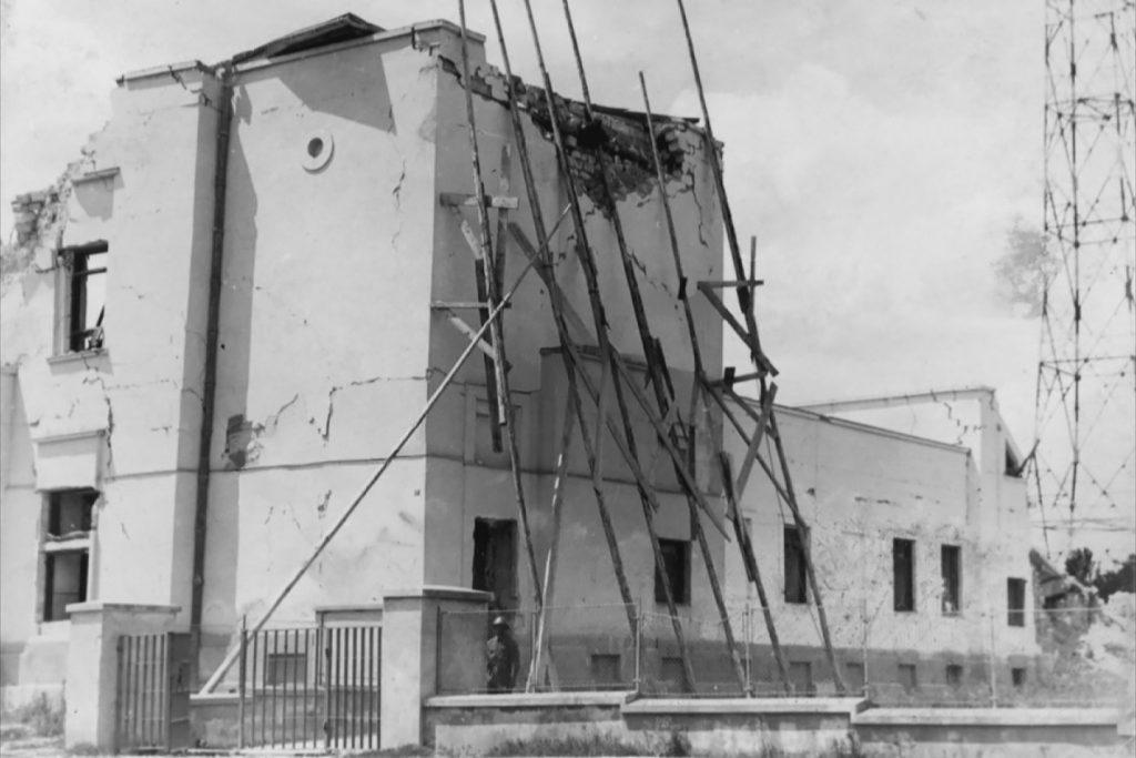 Ruinele Radio Basarabia