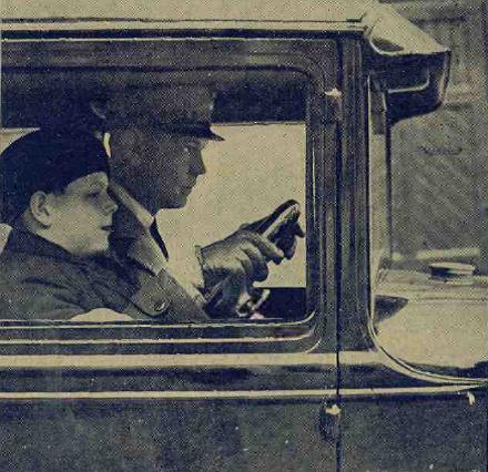 Voievodul Mihai la volan – 1931