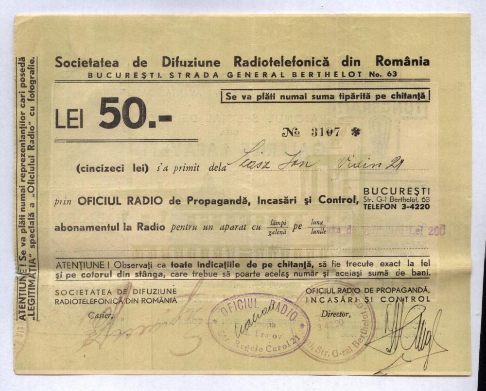 chitanta radio