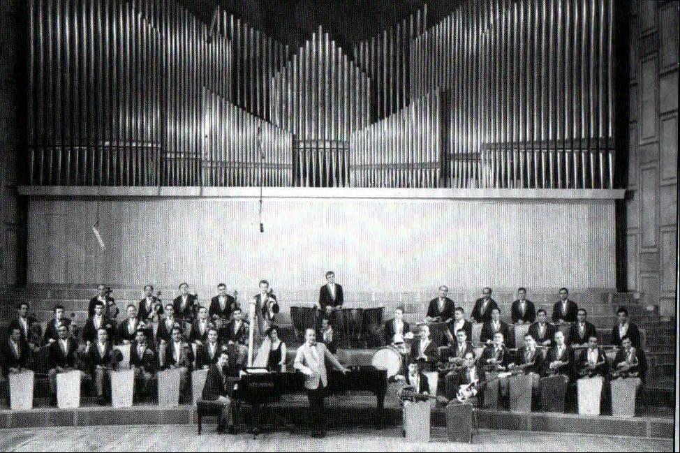 Orchestra de Estrada Radio