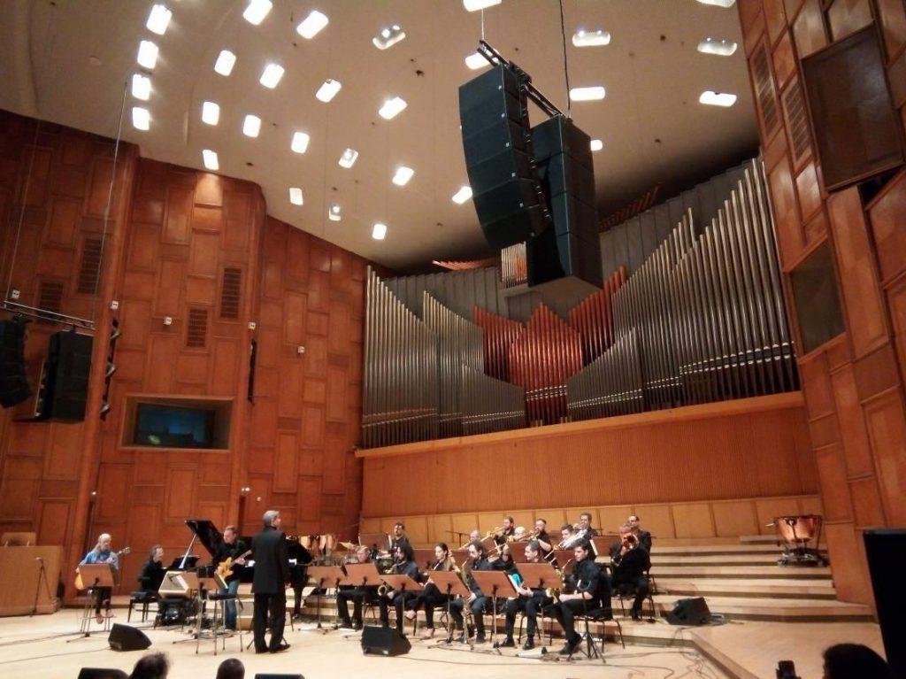 Concert al Big Band-ului Radio, dirijor Ionel Tudor