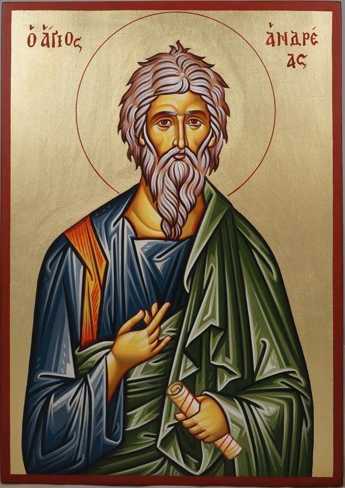 Saint_St_Andrew_the_Apostle_Hand-Painted_Orthodox_Icon_2