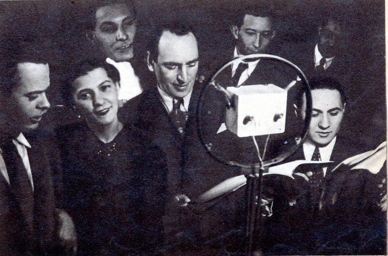 Teatru radiofonic – 1937