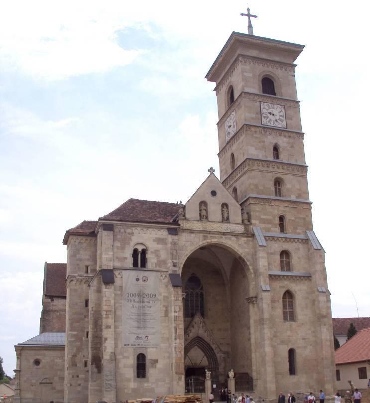 """Catedrala romano-catolică """"Sfântul Mihail"""""""