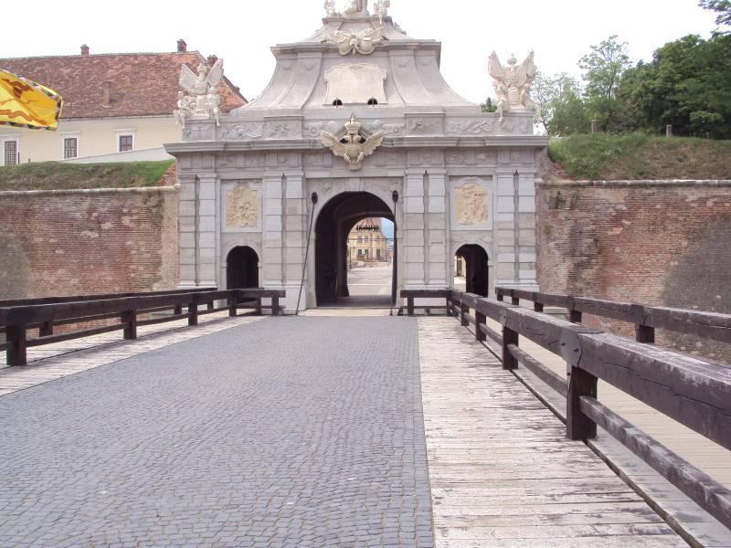 Poarta a III-a a Cetăţii