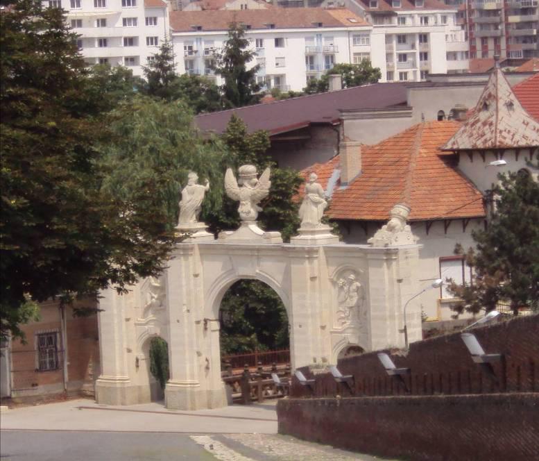 Poarta de sud a Cetăţii