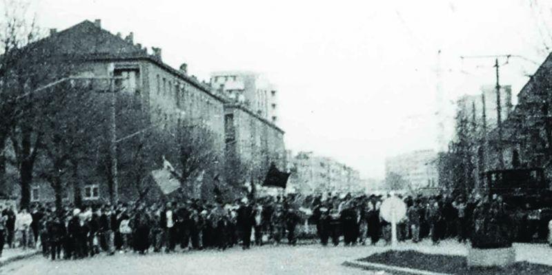 Brasov 1987 - sursa foto: memorialsighet.ro