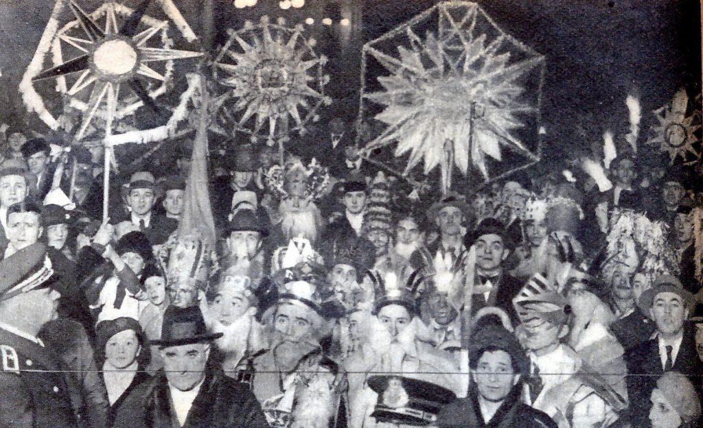 Colindatori 1935