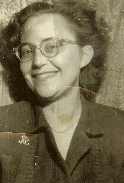 Ioana Berindei, foto din arhiva familiei