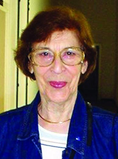 Maria Brătianu; sursa: memorialsighet.ro