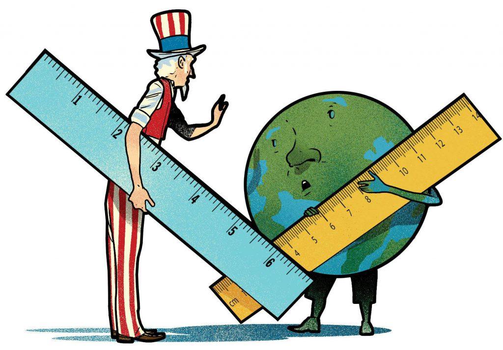 sistemul metric