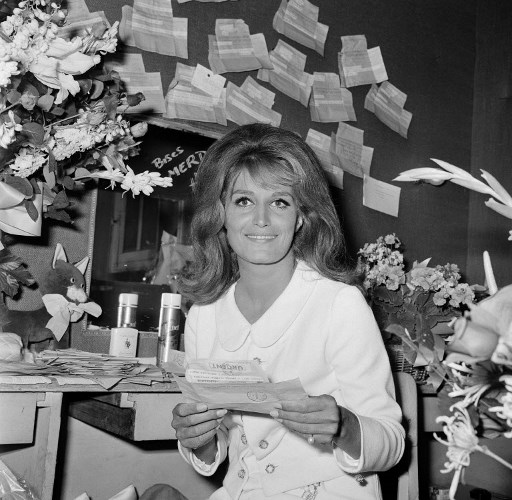 Dalida (1964)/ AFP PHOTO