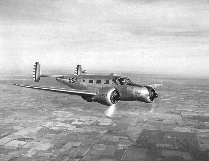 Beechcraft C18