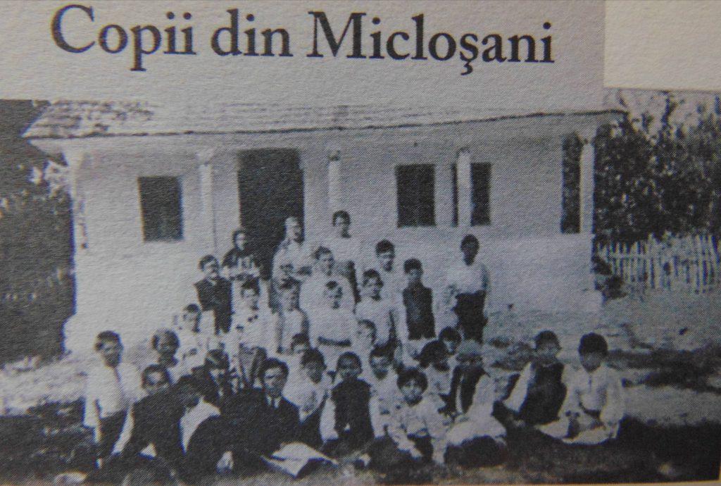 Copii din Miclosani