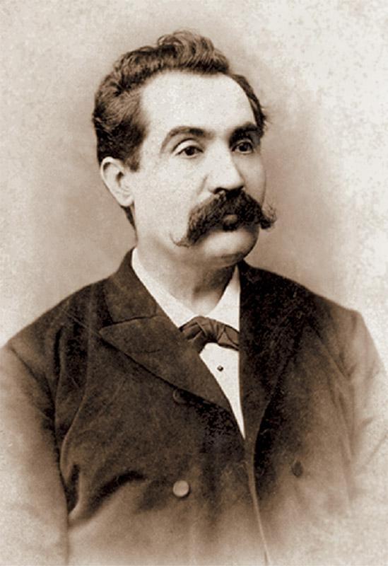 Jean Bielig - Mihai Eminescu
