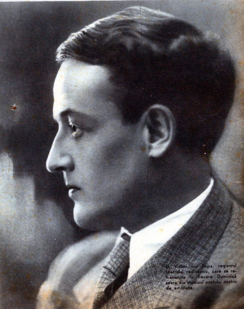 Regizorul Victor Ion Popa