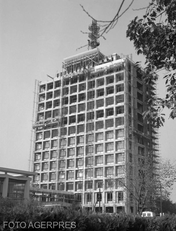 TELEVIZIUNEA ROMANA - 1969