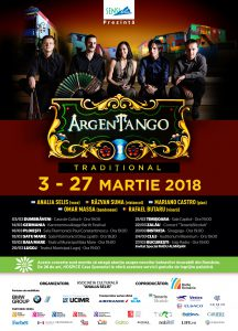 Afis ArgEnTango Traditional