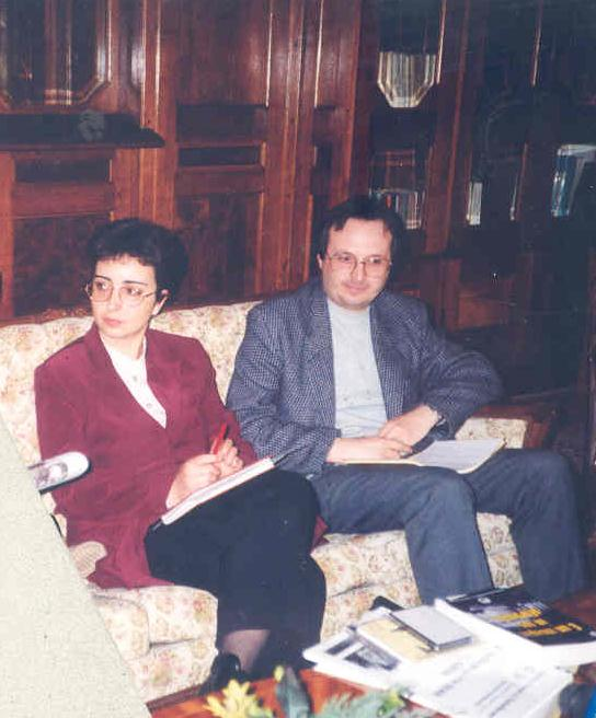 S. Iliescu, O. Silivestru, 1998