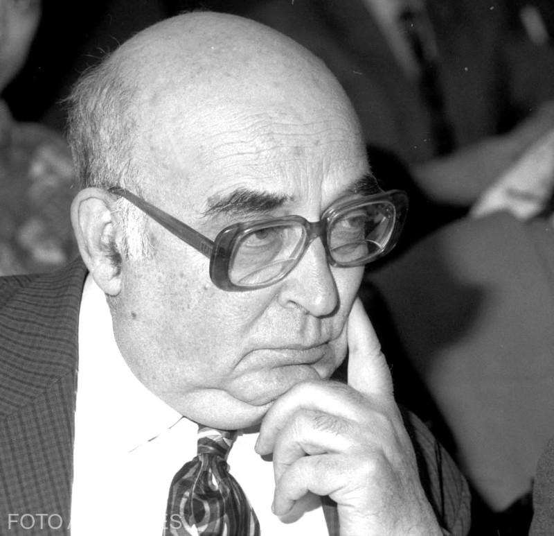 BUCURESTI, ROMANIA: La 15 februarie 1933 s-a nascut muzicologul Iosif Sava (m. 18 aug. 1998). ROMPRES Foto/ ARHIVA