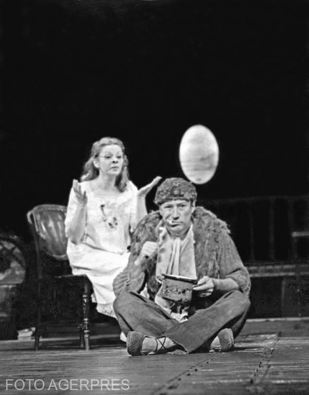 Piesa de teatru 'Furtuna' de W. Shakespeare. (1979)