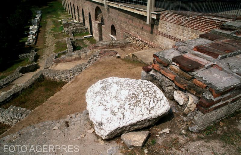 Parcul Arheologic din Constanta.
