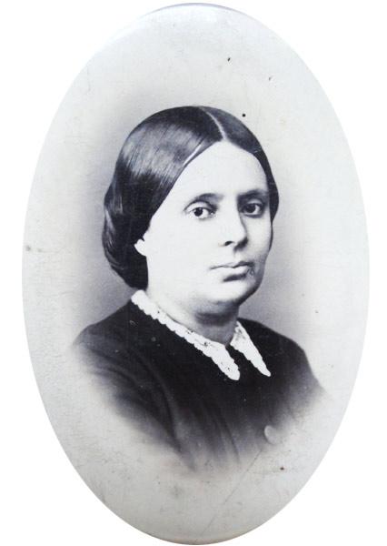 Fotografie Maria Rosetti, Ca¬binetul de Stampe, Biblioteca Academiei Române