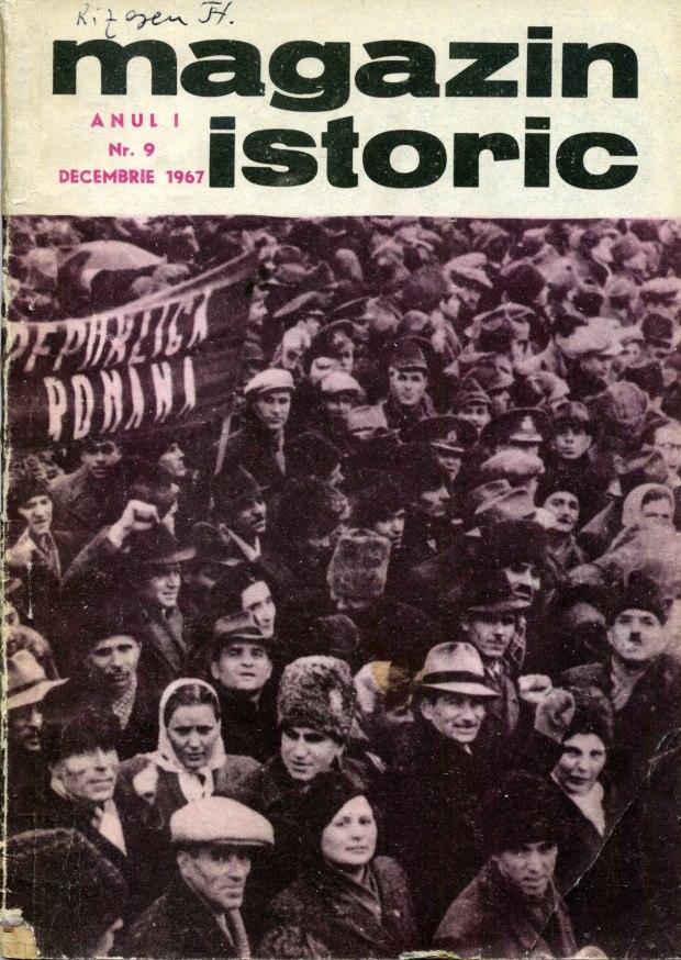 magazin istoric