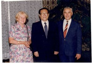 Dumitrescu-JiangZemin-presedinte