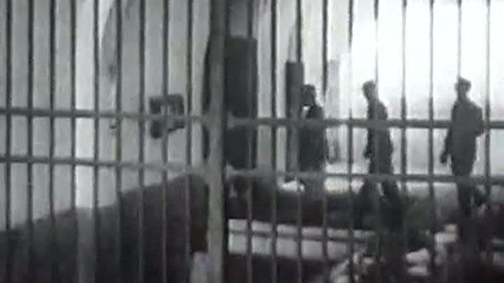 celula puscarie inchisoare