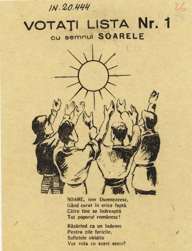 votati soarele 2
