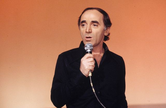 Charles Aznavour 1978 © AFP / Robert Picard / INA