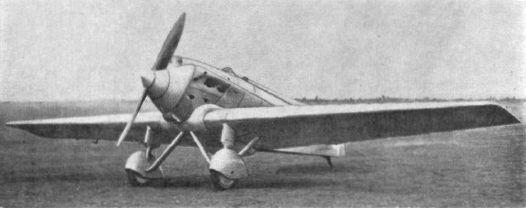 Prototipul IAR CV 11, 1930