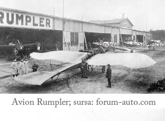 avion rumpler