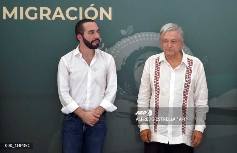 Preşedintele El Salvador consideră că ţara sa este de vină ...